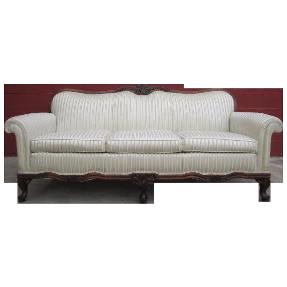 American Antique Sofa Couch Antique Furniture