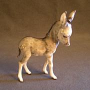 "Hutschenreuther Porcelain ""Donkey Foal"" Figurine - Hans Achtziger"