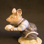 """Royal Doulton """"Teasel"""" Figurine from Brambly Hedge Collection"""