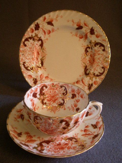 "Thomas Morris ""Severn"" Pattern 30-Piece Dessert Set - England"
