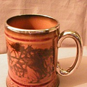 "Ridgway Pottery ""Coaching Days & Coaching Ways"" Mug"