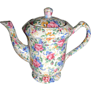 James Kent OLD Chintz Rosanlynde Coffee/Tea Pot