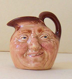 Vintage Royal Doulton Toby Pitcher Smallest Size