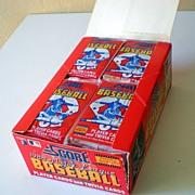 Full Box 1988 Score Baseball Cards 36 Packs