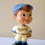 1962  LA Dodgers Bobblehead Head Bobber