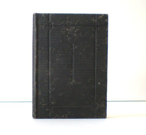 """1907 Miniature  Hard Cover Edition """"The Book of Common Prayer"""""""