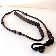 Hand Braided Leather Horse Riding Crop
