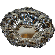 Heavy Antique Sterling 10.5 Inch American Bowl c. 1895