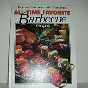 All-time Favorite Barbecue recipes Cookbook