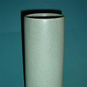 McCoy  green Footed Vase #412 USA