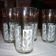 Glasses set of 8
