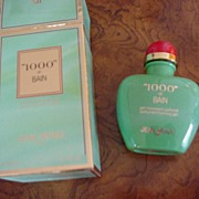 Jean patou Paris, 1000 de Bain Perfumed Foaming Gel 6.7 Fl Oz