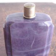 Renaud Perfume Bottle, Lavender