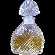 Ungaro Diva Perfume Bottle