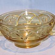 Amber Rosemary Cream Soup Bowl