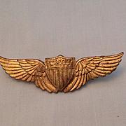 World War One era pilot or aviator's wings