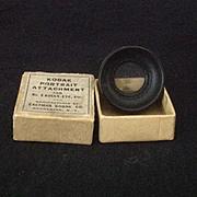 Kodak Portrait Attachment for Kodak No. 2 Bulls-Eye Camera