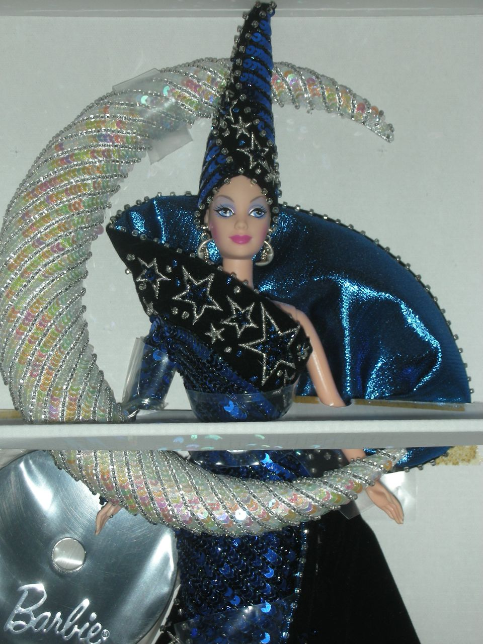 Bob Mackie Goddess of the Moon Barbie Doll NRFB with Shipper