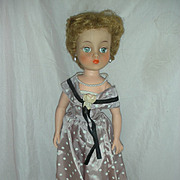 Vintage Horsman Cindy Fashion Vinyl Doll 18 inches