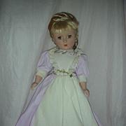 SALE Vintage Hard Plastic Madame Alexander Meg Doll from Little Women