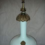 Vintage Vanity Large Perfume Bottle