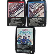The Beatles 8 Track Tapes 1967-70 Part 1 & 2 Apple Records Rock N Roll Music Cartridge