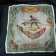 SALE Aboriginal Art Souvenir Textile