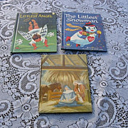 Charles Tazewell  Christmas Children's Picture Book Set