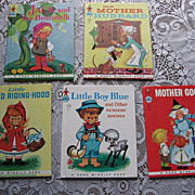 Rand McNally Elf  Anne Sellers Leaf Children Book Set