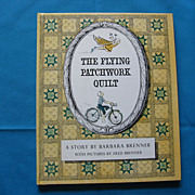 "1965 First Edition ""The Flying Patchwork Quilt"" Children Book"