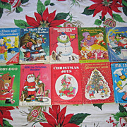 Rand Mcnally Junior Elf Christmas Book Set Of Ten