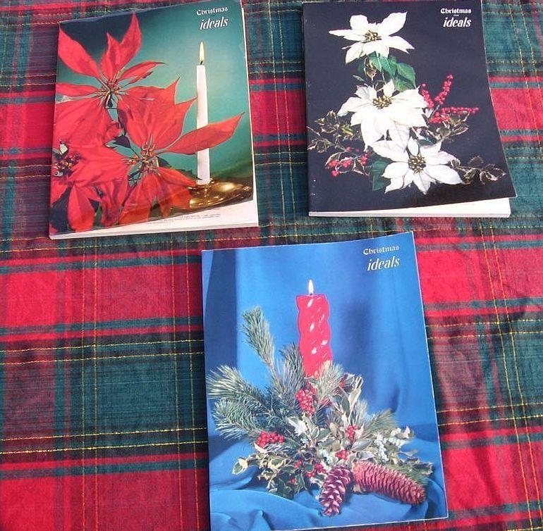 1950's Christmas Ideals Publications Set