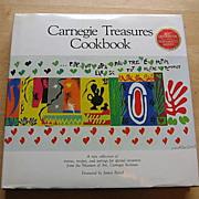 1984 Carnegie Treasures Cookbook