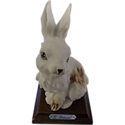 SALE 1984 Giuseppe Armani Rabbit Figurine