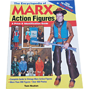 SALE The Encyclopedia of Marx Action Figures Price Guide