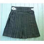 Dress Black Scotch Wool Kilt