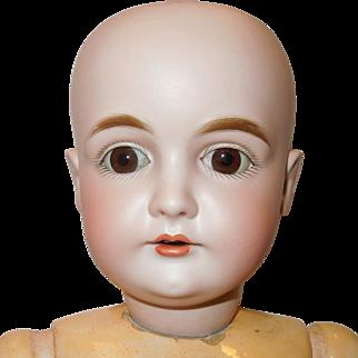 Kestner 164 Doll With Wig