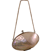 Victorian Shell Purse or Etui