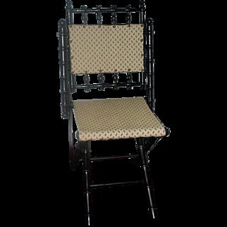 Fine American Aesthetic Movement Chair