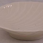 Irish Belleek Clam Shell Dish