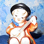 Cute Musician Figurine *Japan