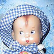 Effanbee Skippy  Boy Doll