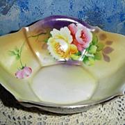Tea Roses Deep Dish