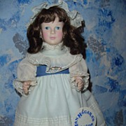 1982 Effanbee Cristina Doll by Jan Hagara