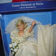 Royal Britannia Collection Diana - A Royal Remembrance