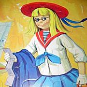 Mattel Charmin Chatty  1963 Puzzle