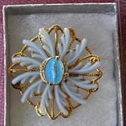 Miraculous Medal Brooch