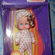 Horsman 'Potty Tat' Doll *MINT