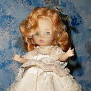 """1982 Ideal  9"""" Wedding Girl Doll"""