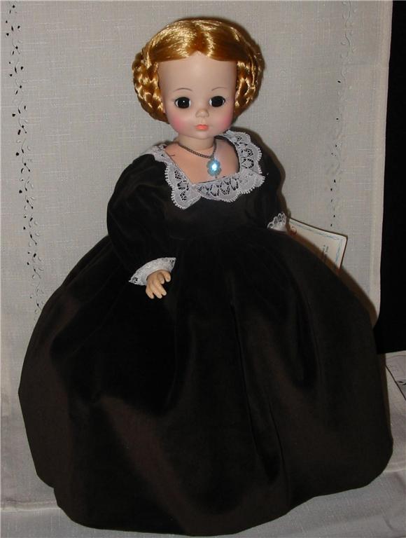1979 Madame Alexander First Ladies JANE FINDLAY (Harrison) #1509